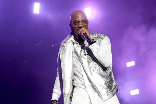 Teddy Riley performed during the 2018 Essence Festival presented by Coca-Cola at Louisiana Superdome on July 7, 2018 in New Orleans. He's part of Indiana Black Expo's Summer Celebration.