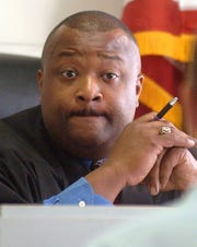 Hinds County Justice Court Judge Frank Sutton is seen in this 2005 photo.