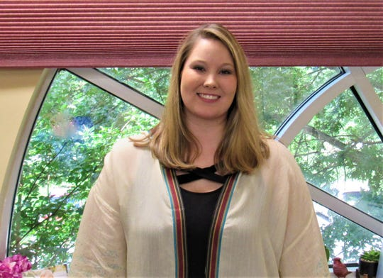 Previously an intern, Carisa Ownby was hired as a media assistant in July.