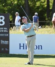 Otto Black of Pinckney is in his second season on the PGA Tour Latinoamerica.
