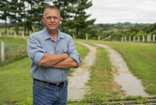 Democratic U.S. Senate candidate Mike Broihier.