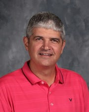 Craig Michaelis, principal of Thorp elementary and middle schools
