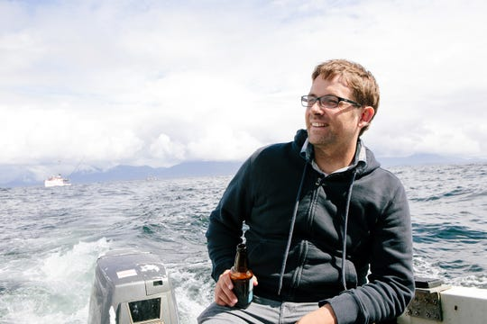 Nic Mink, who earned his undergraduate degree and Ph.D. at the University of Wisconsin-Madison, is a partner in Sitka Salmon Shares.