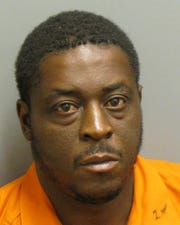 Derick Demetrius Peasant was charged with rape, sexual abuse and sodomy.