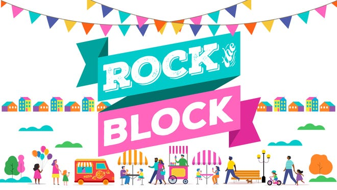 Frazer United Methodist Church is holding its first Rock the Block on Saturday.