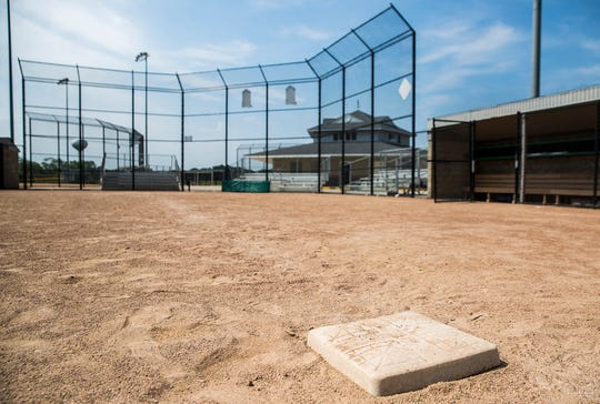 The Yorktown Sports Park is a 60-acre multi-sport complex just outside of downtown Yorktown.