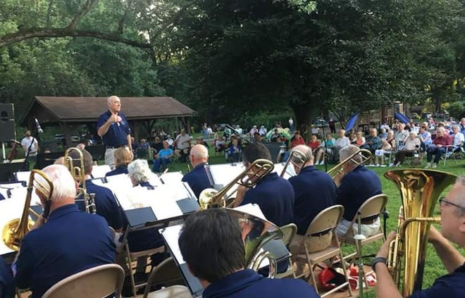 America's Hometown Band will have its annual concert at Westside Park on July 25, 2019.
