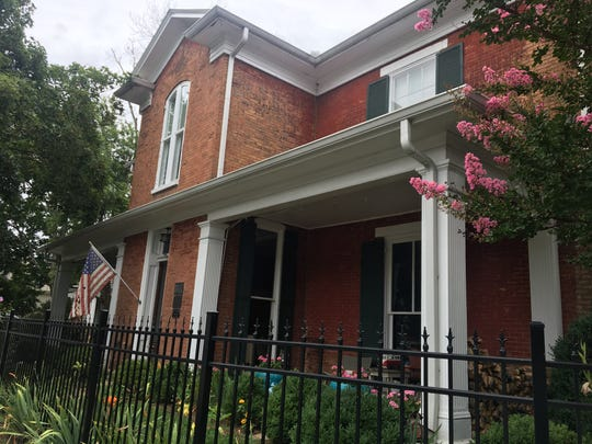Sandy Bayliss will open her home, the Childress House at 225 N. Academy St. in Murfreesoro, for a block party benefiting Main Street Murfreesboro.