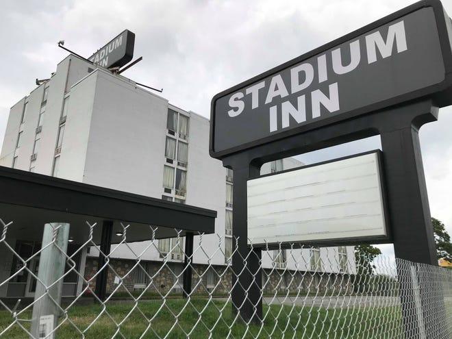 Stadium Inn on Interstate Drive has closed.