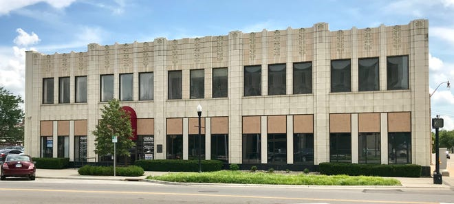 Grow Licking County community improvement corporation will move into this building at 33 W. Main St., across from the Newark Municipal Building, in September.