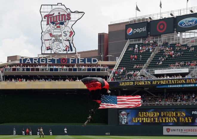 Thursday was supposed to be the 2020 home opener for the Minnesota Twins at Target Field.