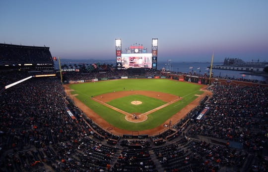 The Mets now take on Oracle Park in San Francisco for a four-game set against the Giants beginning Thursday, July 18, 2019.