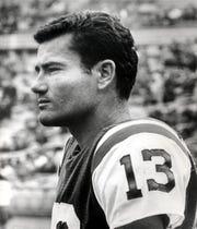 Don Maynard (Wide Receiver of NY Jets) File Photo