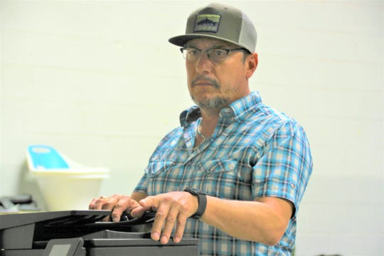 Ray Trejo has been contracted by the City of Deming as Migrant Shelter Director.