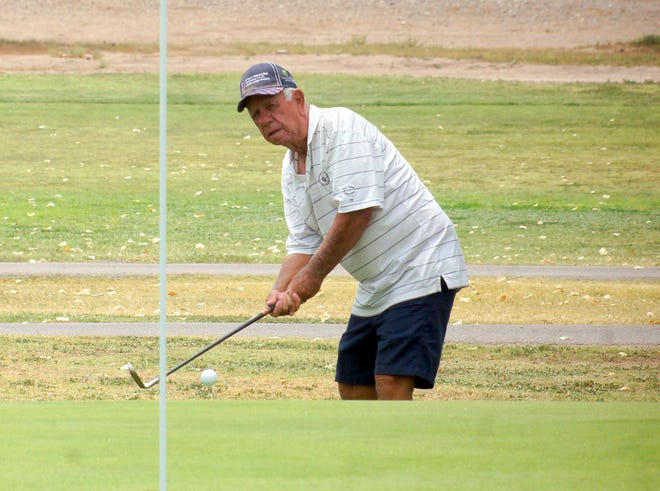 A full field of 144 amateur golfers are competing in the 66th annual Rio Mimbres Invitational Tournament in Deming. the final round for the Championship Flight will tee off at 1 p.m. on Sunday, July 21.