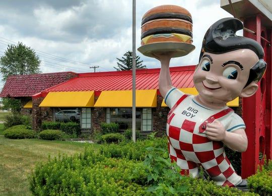 The Big Boy on Wayne Road in Westland has closed.