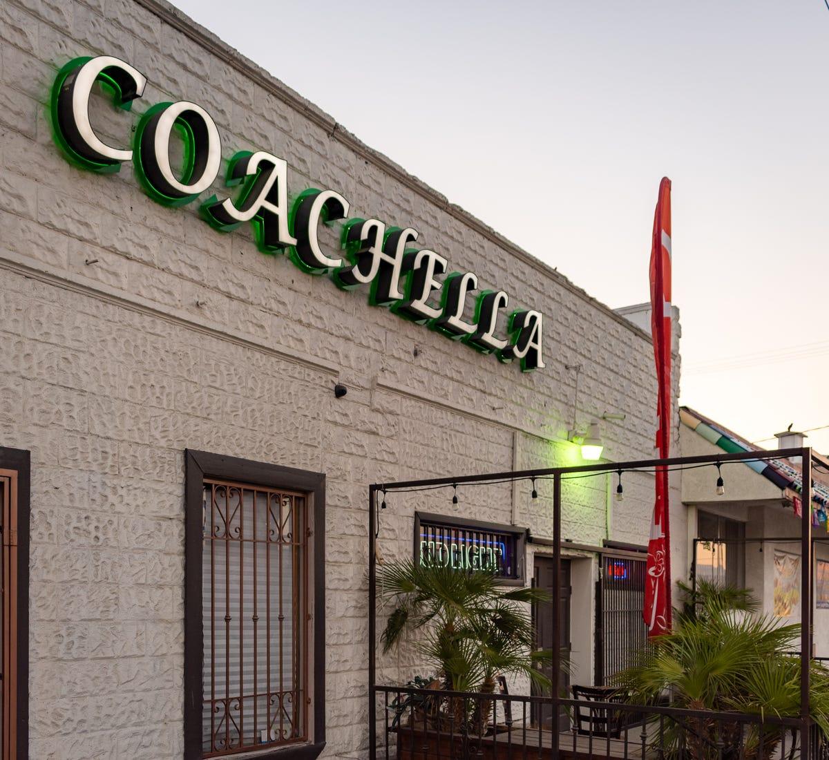 Coachella Bar promotes local bands — even black metal