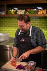 Rene Pisciotti, Taco Bell executive chef
