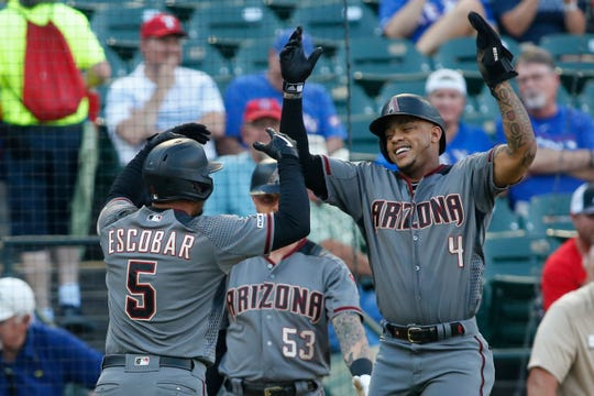 The Arizona Diamondbacks are very much alive in the MLB playoff race.