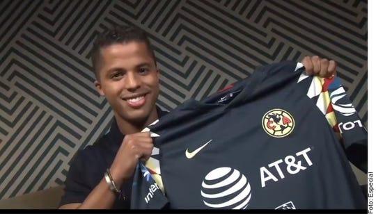 Giovani Dos Santos jugará por vez primera en la Liga MX, y será con el América.