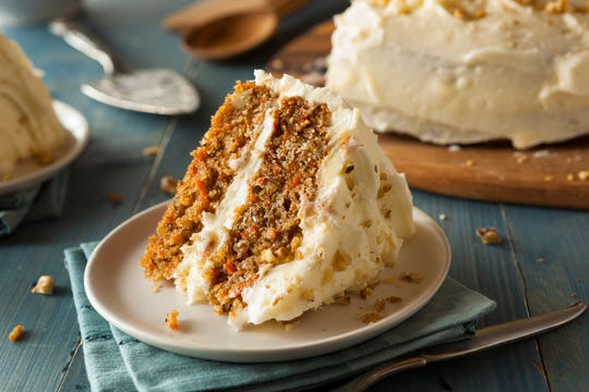 Wegmans is recalling various sizes of its Ultimate Carrot Cake because the baked goods may contain pieces of plastic.