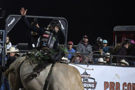 Professional Bull Riding, one of the first events of the annual California Rodeo Salinas, will now be on Oct. 7.