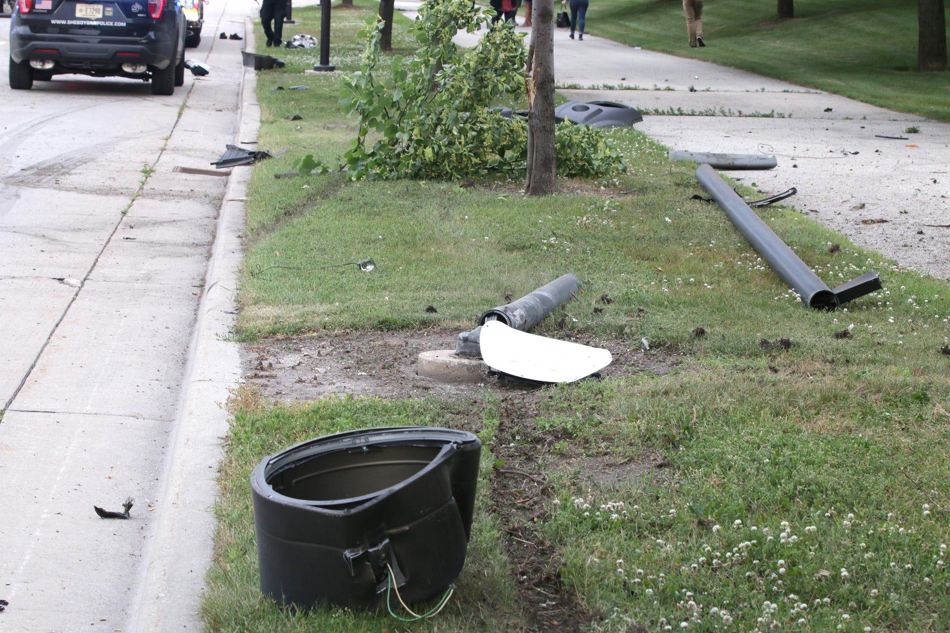 Sheboygan: Accident blocks off Kohler-Memorial Drive lane