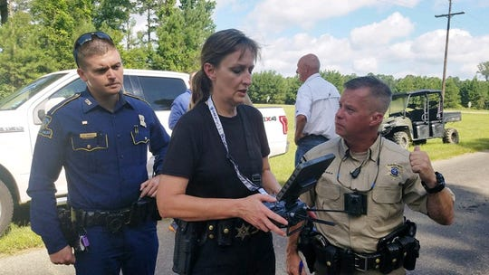 Police search for Jose R. Martinez-Alberto.