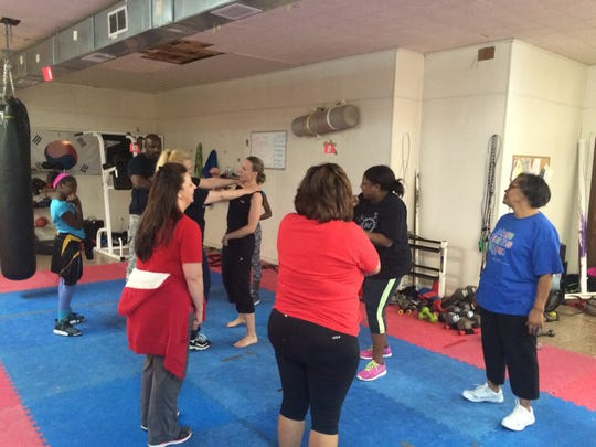 You Are Not Alone is having a self-defense course fundraiser for victims of domestic violence and rape