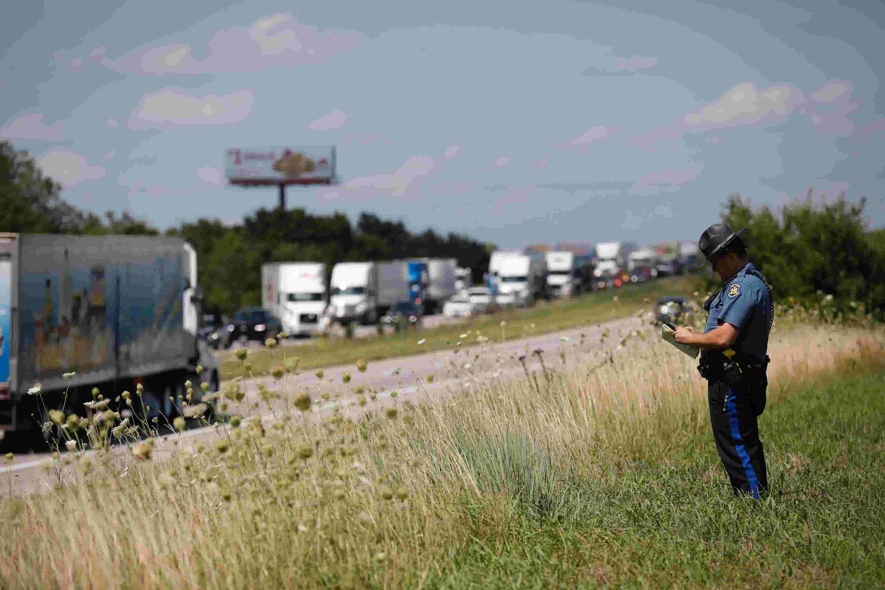 Three children die in crash on I-44