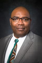 Maurice Edington, provost and vice president for academic affairs at Florida A&M University