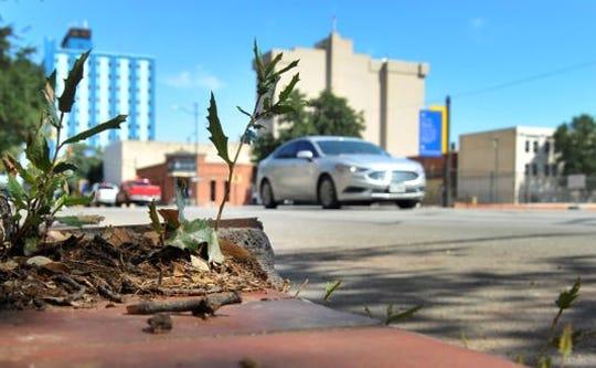 City to crack down on enforcement of downtown sidewalk repairs