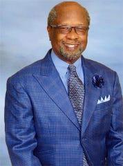 Rev. Dr. Robert M. Castle of Mount Pleasant Baptist Church