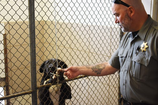 The Muskingum County Commissioners rejected the bids for the new dog pound in July, as the bids came in well over the $657,000 estimate.