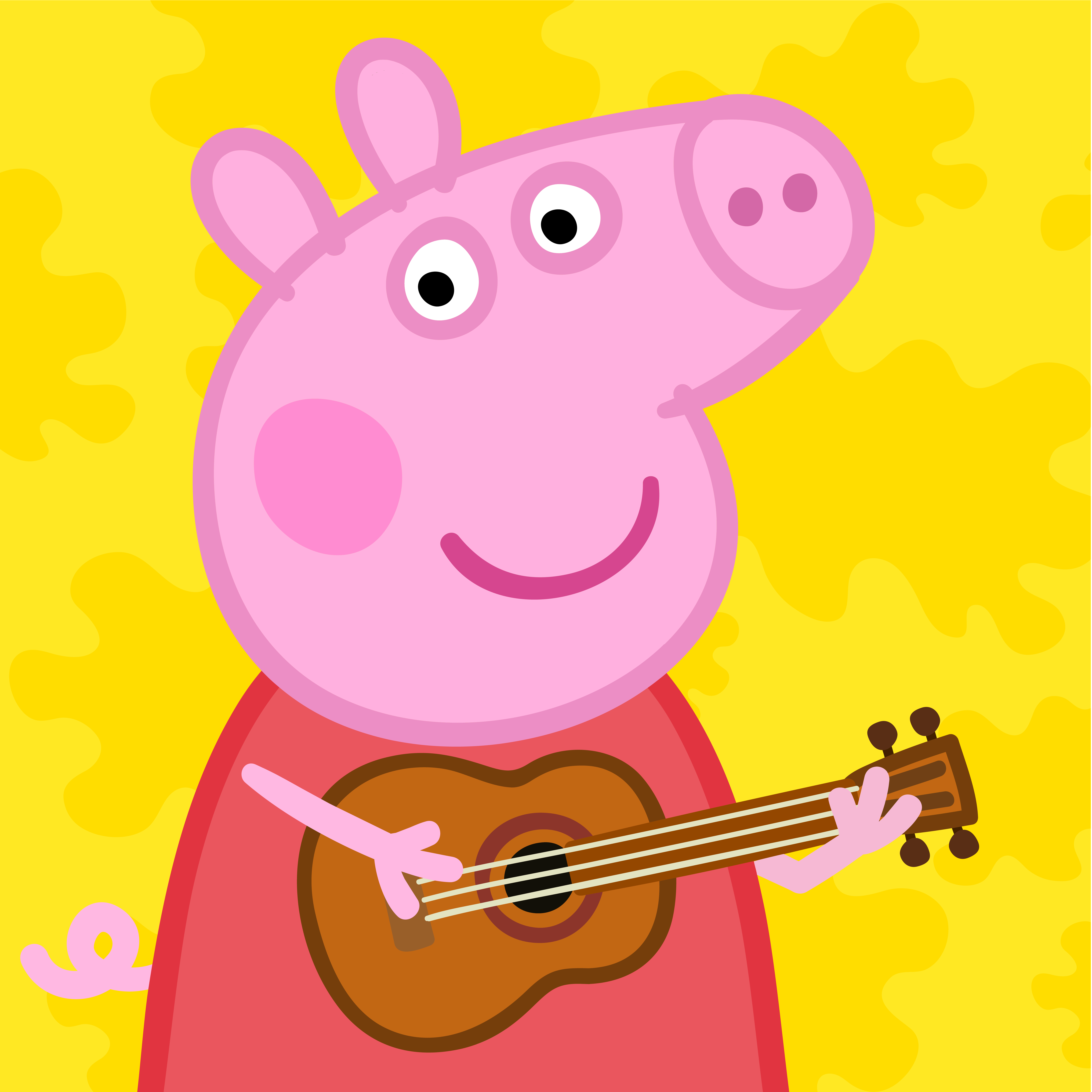 Peppa Pig S My First Album Review It S No Baby Shark