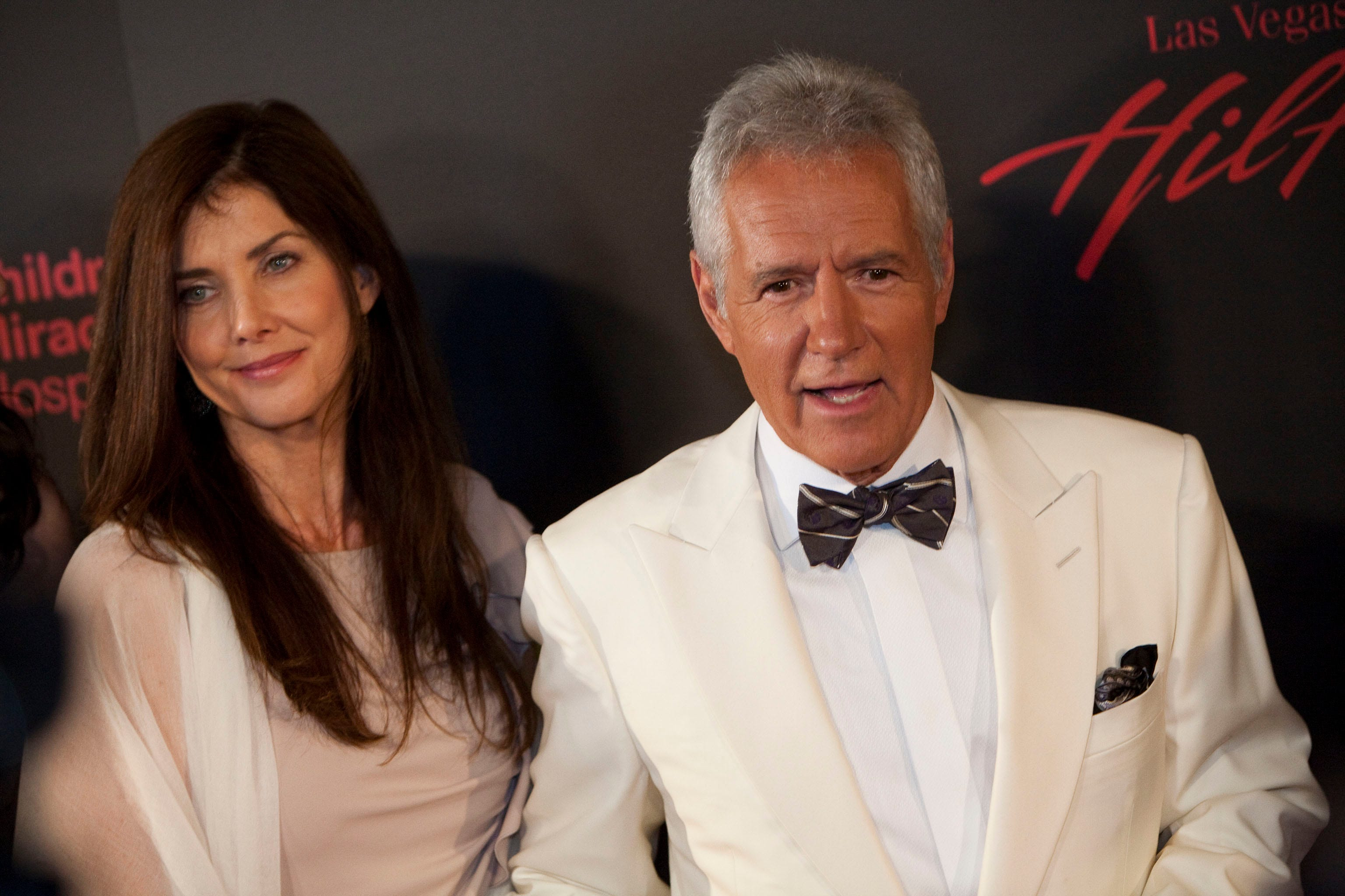 Alex Trebek s wife Jean shares photo of their wedding, thanks fans for messages