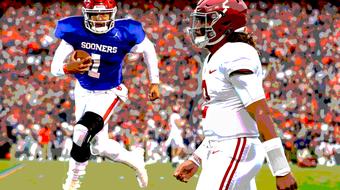 USA TODAY Sports' George Schroeder explains the expectations for Oklahoma graduate transfer quarterback Jalen Hurts.