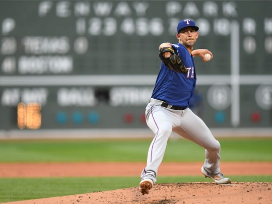 Mike Minor was a first-time All-Star this season.