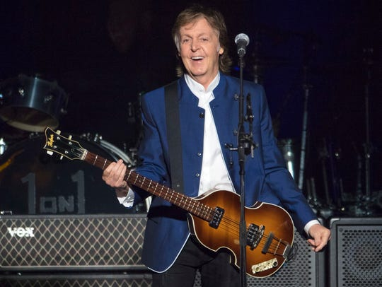 """Paul McCartney is set to adapt """"It's a Wonderful Life"""" for the stage."""