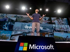 Microsoft's big earnings report: Stock ticks up, eclipses $1 trillion in market cap