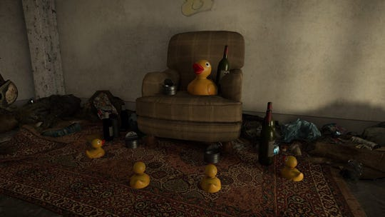 You can find plenty of rubber ducks in 'Tom Clancy's The Division 2.