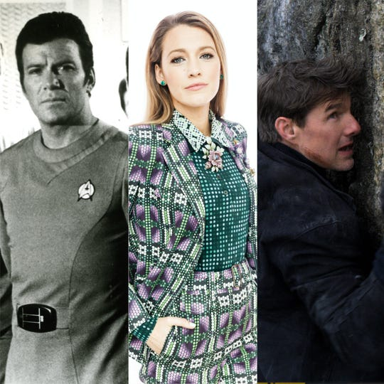 "The original ""Star Trek,"" ""A Simple Favor"" and ""Mission Impossible - Fallout"" are all available to stream on Hulu in August."