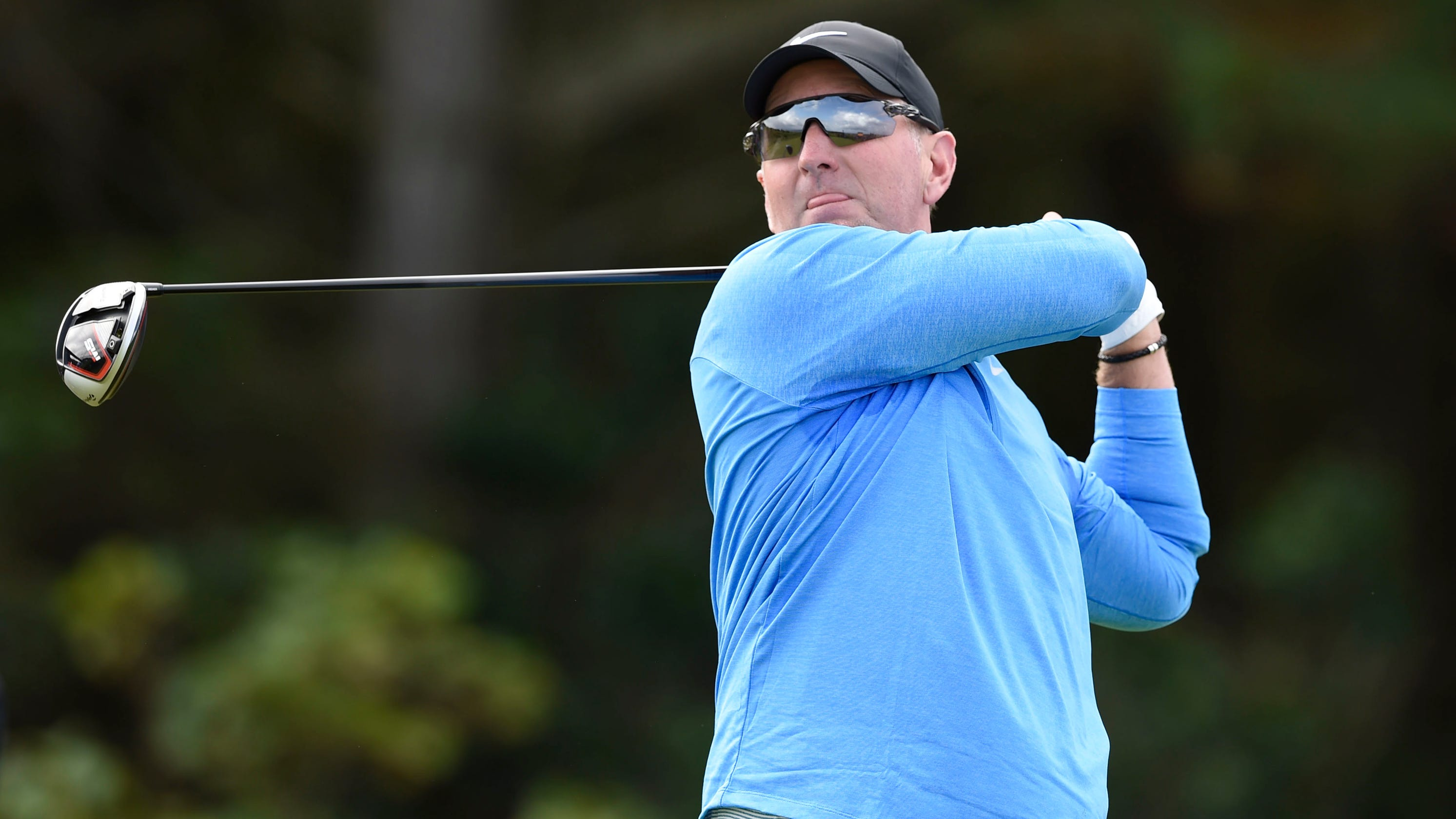 David Duval makes 14, just short of highest single score in history