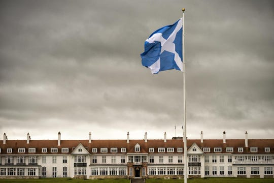 Trump Turnberry is home to two stunning courses and an iconic hotel.
