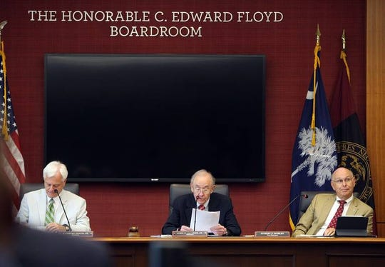 The University of South Carolina Board of Trustees meets Friday to hold a vote on the search for the new president.