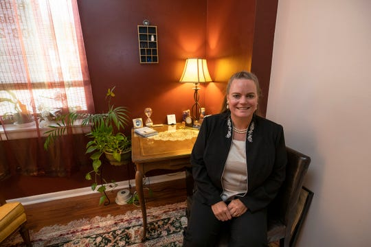 Kim Leatherdale of Long Branch owns Creating Rewarding Relationships LLC in Allenhurst. She provides counseling to help people in their relationships.