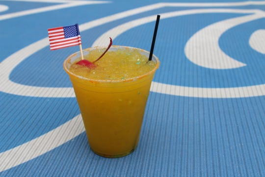 The Apollo 11 cocktail, served at McCormick Field only on July 20, will include Tang two ways.