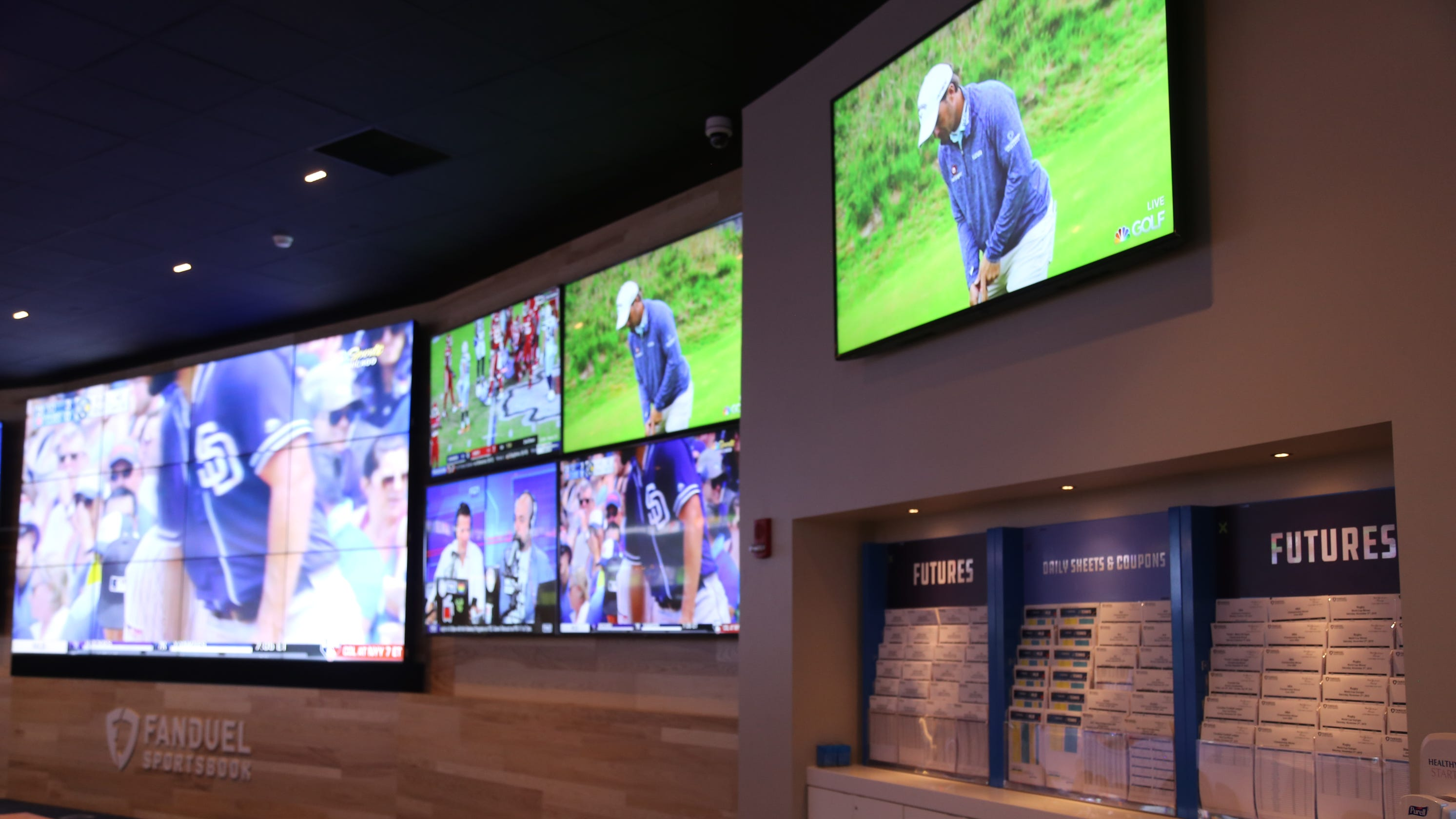 Tioga Downs now offers legal sports betting