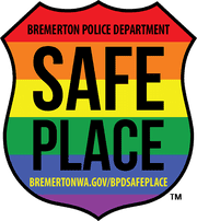 Bremerton is starting a new program to help provide safe location for victims of hate crimes to contact police.