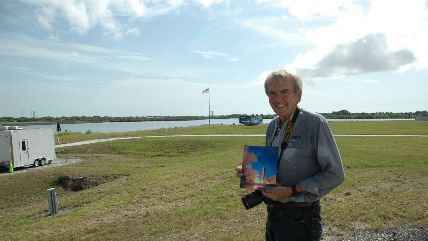 Apollo 11 journalists reveal untold stories of Neil